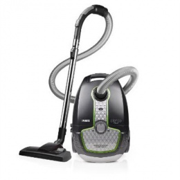 Vacuum Cleaner Princess Silence DeLuxe Black, 700 W, A, A, E, A, 69 dB