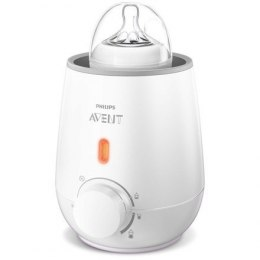 Philips Fast baby bottle warmer Avent SCF355/00 White, 300 W