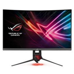 "Asus ROG Strix XG27VQ 27 "", VA, FHD, 1920 x 1080 pixels, 16:9, 4 ms, 300 cd/m², Dark gray, Red"