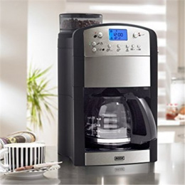 BEEM Coffee machine Fresh-Aroma-Perfect Thermostar 1010SR Filter, 1000 W, Black/Stainless steel