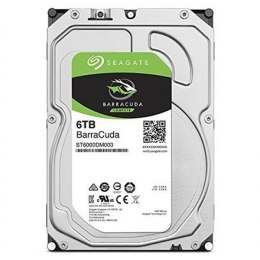 Seagate Barracuda ST6000DM003 5400 RPM, 6000 GB