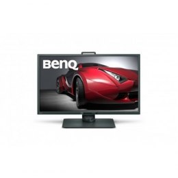 "Benq 4K Designer Monitor PD3200U 32 "", IPS, 4K UHD, 3840 x 2160 pixels, 16:9, 4 ms, 350 cd/m², Grey, HDMI, DP, miniDP, USB, SD/M"