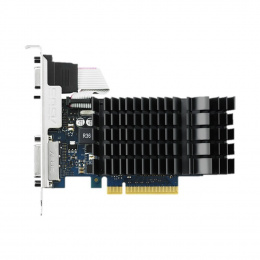 Asus GT730-SL-2GD3-BRK NVIDIA, 2 GB, GeForce GT 730, DDR3-SDRAM, PCI Express 2.0, Cooling type Passive, HDMI ports quantity 1, M
