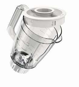 Blender Philips Daily Collection Blender Biały/Beige, 400 W, Plastic, 1.5 L,