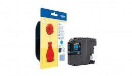 Brother LC-121C Ink Cartridge, Cyan