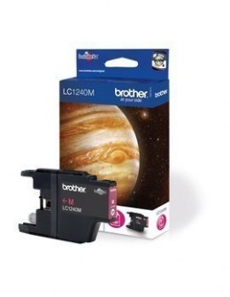 Brother LC1240M Ink Cartridge, Magenta