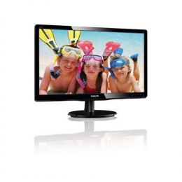 "Monitor Philips 220V4LSB/00 22 "", TFT-LCD, 1680 x 1050 pixels, 16:10, 5 ms, 250 cd/m², Black, • Signal Input: VGA (Analog )"