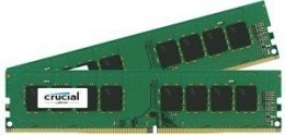 Crucial 16 Kit (8GBx2) GB, DDR4, 2400 MHz, Memory voltage 1.2 V, ECC No