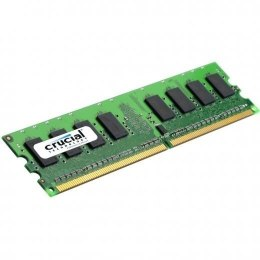 Crucial 4 GB, DDR3, 240-pin DIMM, 1600 MHz, Memory voltage 1.35 V, ECC No